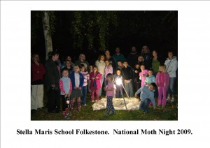 Stella Maris Moth Night 2009