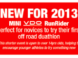 Mini RunRider Button