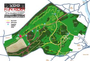 RunRider Course Map